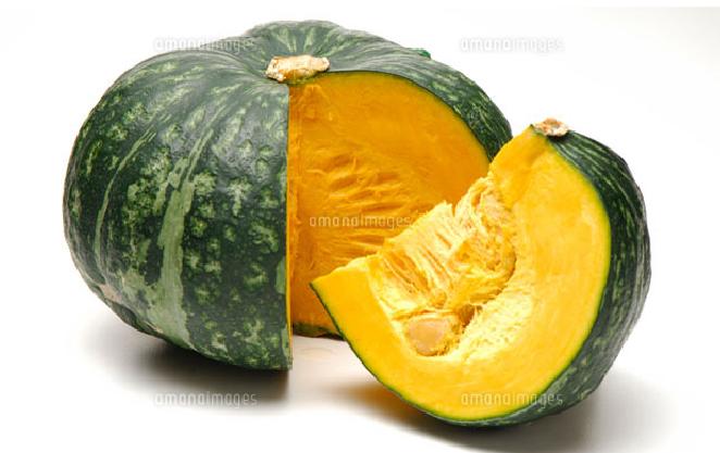 栄養満点のかぼちゃ 若返りもかぼちゃ