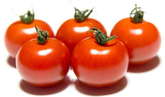 ミニトマトが貴方の肌を守ってくれる!